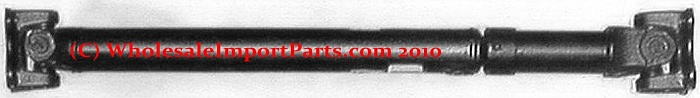 Ford Bronco II Drive Shaft 1987 photo
